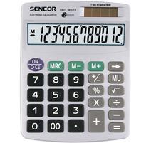 Sencor SEC 367/ 12 DUAL Kalkulačka