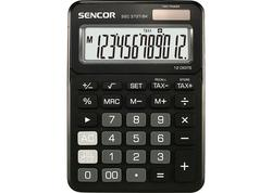 Sencor SEC 372T/BK čierna Kalkulačka