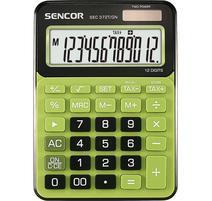Sencor SEC 372T/GN zelená Kalkulačka