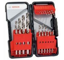 Bosch 2607019578 18-dielna súprava vrtákov do kovu Toughbox HSS-G