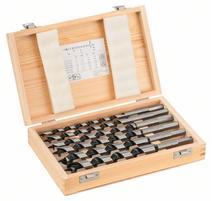 Bosch 2607019322 6-dielna súprava skrutkovicových vrtákov