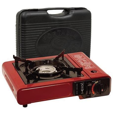 Strend Pro CBS-202 Kempingový varič