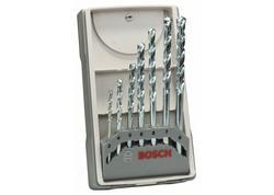 Bosch 2607017079 7-dielna súprava vrtákov do kameňa CYL-1