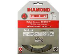 Strend Pro 521A Diamantový segmentový kotúč 150 mm