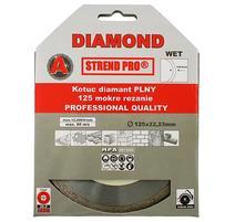 Strend Pro 521B Diamantový plný kotúč 125 mm