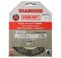 Strend Pro 521C Diamantový kotúč Turbo + 150 mm
