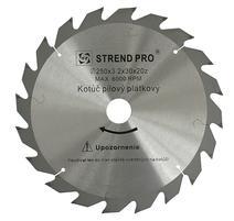 Strend Pro SuperSaw NW Pílový kotúč s plátkami na drevo 250x3,2x30 z20
