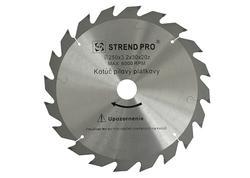 Strend Pro SuperSaw NW Pílový kotúč s plátkami na drevo 350x3,6x30 z28