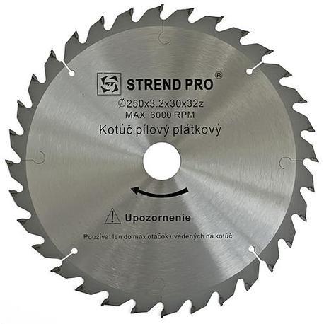Strend Pro SuperSaw NWG Pílový kotúč na drevo 200x2,5x20 z24