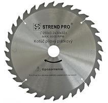 Strend Pro SuperSaw NWG Pílový kotúč na drevo 250x3,2x30 z32