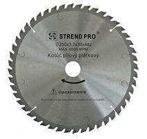 Strend Pro SuperSaw NWS Pílový kotúč s plátkami na drevo 250x3,2x30 z72