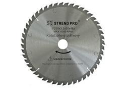 Strend Pro SuperSaw NWZ Pílový kotúč s plátkami na drevo 250x3,2x30 z48