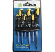 Fieldmann FDS 1102-6R Sada skrutkovačov
