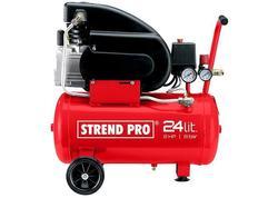 Strend Pro FL2024-08 Kompresor 1,5 kW, 24 lit