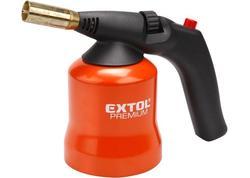 Extol Premium Horák plynový s piezoelektrickým zapaľovaním na plynové kartuše 8848105