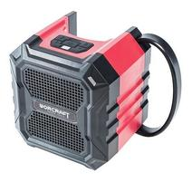 Worcraft CBTS-S20Li Reproduktor 20V, Li-Ion, Bluetooth, AUX, nabíjačka, 2x USB