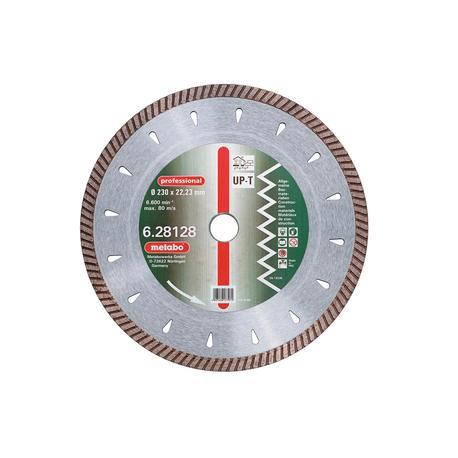 "Metabo DIA-RK ""PROFESSIONAL"", ""UP-T"" Turbo univerzálny kotúč 230x2,7x22,23mm 628128000"