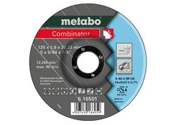 Metabo 616501000 Combinator 125 x 1,9 x 22,23 INOX, TF 42