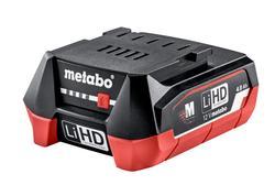 Metabo Akumulátorový blok LIHD 12 V – 4,0 AH, 625349000