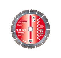 """Metabo 2 Diamantové rezné kotúče 230x2,5x22,23mm """"PROFESSIONAL"""", """"CP"""", betón, 628135000"""