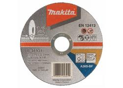 Makita B-46931 Rezný kotúč na železo Ø125 x 1,6 x 22,23