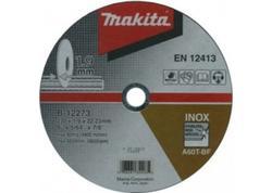 Makita B-64618 Kotúč rezný na kovy 230x1,9x22mm