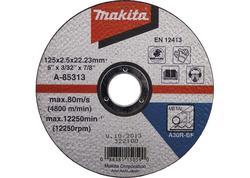 Makita A-85313 Rezný kotúč 125 x2.5 x 22mm