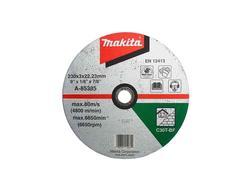 Makita A-85385 Rezný kotúč na kameň 230x3x22 mm