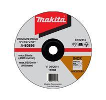 Makita A-80896 Brúsny kotúč Ø230 x 6 x 22 mm, na oceľ a nehrdzavejúcu oceľ