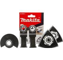 Makita B-67511 Sada príslušenstva na prácu s drevom 5ks