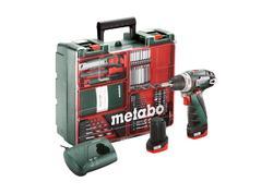 Metabo PowerMaxx BS Basic Set Aku vŕtací skrutkovač 2x10.8V 2.0Ah, 600080880