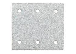 Metabo 10 Samolepiacich brúsnych papierov 115x103 mm P 120 farba SR, 625643000