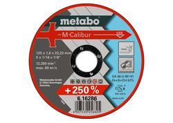 Metabo M-CALIBUR Rezný kotúč 125 X 1,6 X 22,23 INOX, TF 41, 616286000