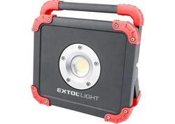 Extol Light Svietidlo LED nabíjateľné, 20W, 2000lm, 3,7V/6,6Ah Li-ion, 810g 43134