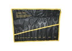 Strend Pro HR34182 Vidlicová sada kľúčov 12 dielna, DIN895, 6-32 mm
