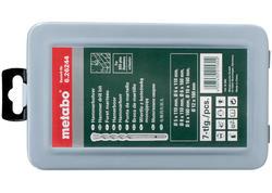 Metabo Súprava vrtákov SDS-PLUS CLASSIC, 7 dielna, 626244000