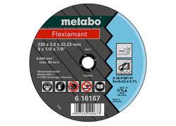 Metabo FLEXIAMANT Rezný kotúč 115x3,0x22,23 INOX, TF 42, 616741000