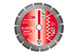 """Metabo DIA-RK Diamantový kotúč 125X2,15X22,23MM, """"CLASSIC"""", """"CC"""", na Betón, 628173000"""