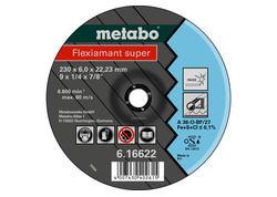 Metabo FLEXIAMANT SUPER Brúsny kotúč 150x6,0x22,23 INOX, SF 27, 616604000