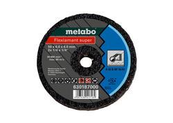 Metabo FLEXIAMANT SUPER Brúsny kotúč 50x6,0x6,0 oceľ, 630187000
