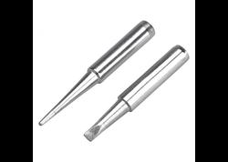 Extol Industrial Hroty spájkovacie, 2ks, ostrý špic, plochý 3,2mm 8794520A