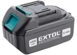 Extol Industrial Akumulátor 18V / 4Ah, pre 8791115, 87911255 8791115B
