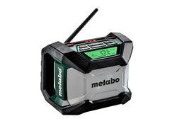 Metabo R 12-18 BT Akumulátorové stavebné rádio bez akumulátorového bloku 600777850