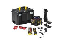 Stanley FMHT77447-1 FatMax rotačný laser X700LR, červený laser