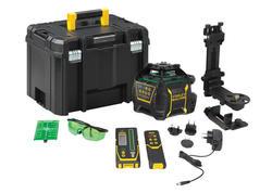Stanley FMHT77448-1 FatMax rotačný laser X700LG, zelený laser