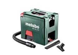 Metabo AS 18 L PC Akumulátorový vysávač bez akumulátorového bloku, bez nabíjačky 18V 602021850