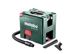 Metabo AS 18 L PC Akumulátorový vysávač 18 V, 7.5 l, 602021850
