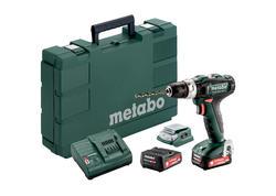 Metabo SET POWERMAXX SB 12 Akumulátorová príklepová vŕtačka 12 V, 601076910
