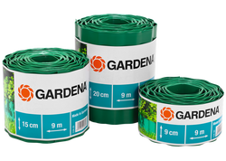 Gardena 0536-20 Obruba trávnika zelená