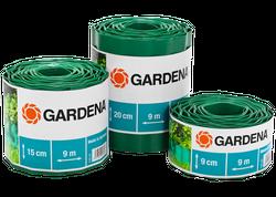 Gardena 0540-20 Obruba trávnika zelená
